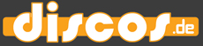 Discos.de - Logo